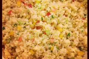 Recette de Couscous vegan sans Gluten sur plantastique.com