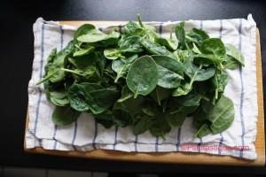 Conserver les légumes frais en 3 étapes. Étape 2: Sécher les légumes