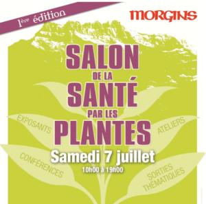 Salon de la santé par les plantes Morgins
