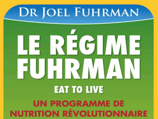 """Article sur le le livre """"le régime fuhrman"""" sur plantastique.com"""