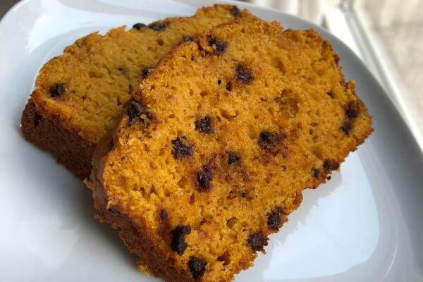 Recette d'un pumpkin cake vegan sur plantastique.com