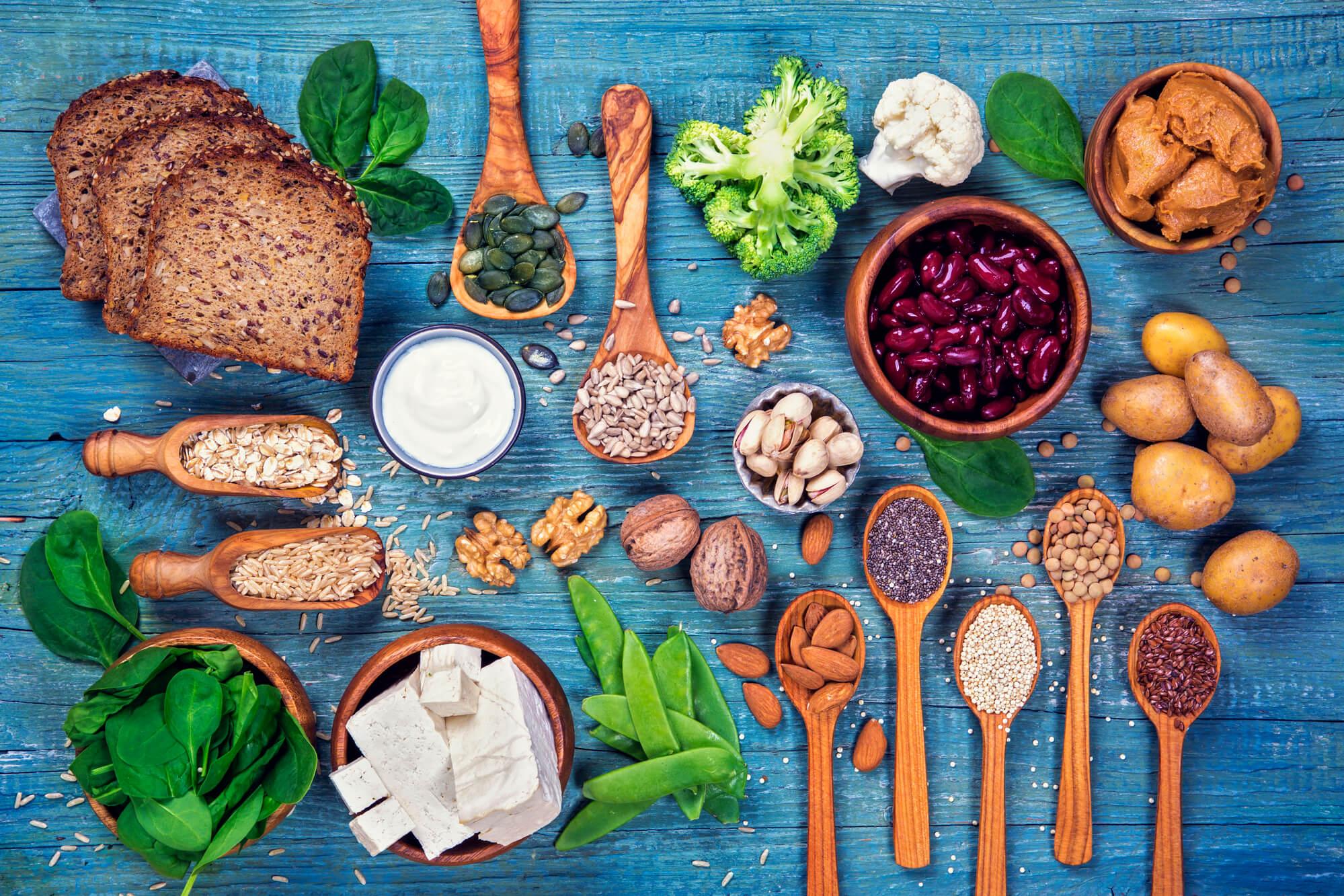 Comment composer un repas végane sain?